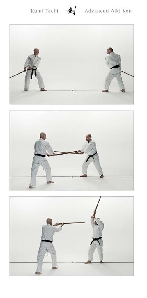 Kumi Tachi Advanced Aiki Ken